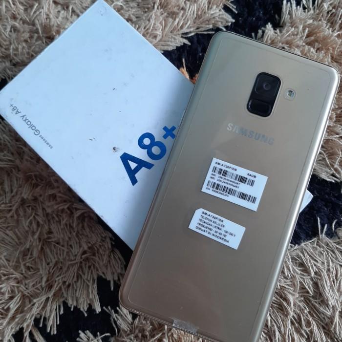 Foto Produk Samsung A8+ Ram 6Gb/64Gb dari Wijaya_Samsung