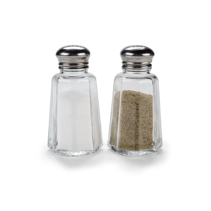 Jual Salt And Pepper Shaker With Metal Cap 35 G 1 7oz Libbey 5539 Jakarta Barat Duniautensil Tokopedia