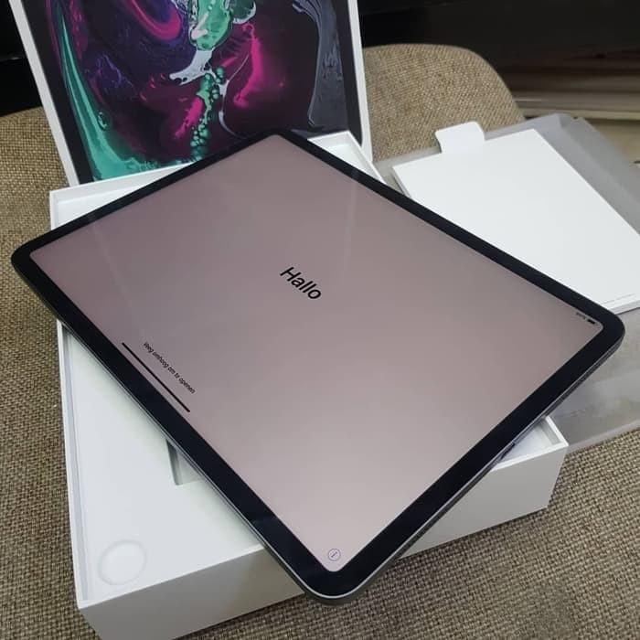"""Jual Apple iPad Pro 2018 11""""64gb Wifi Only iBox mulus ..."""