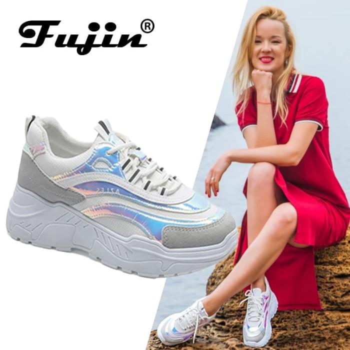 Jual Fujin Brand Women Casual Sneakers Women Flats Female Shoes Jakarta Selatan Otomasi Online Store Tokopedia