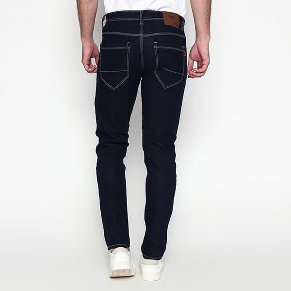 Foto Produk 2Nd RED Jeans Pria Slim Fit Best Seller Bahan Melar Blue Black 133252 - Hitam, 32 dari 2nd RED Jeans