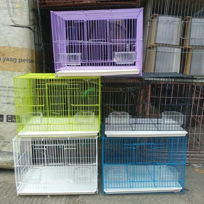Jual Kandang Ternak Lovebird Size M Kab Tangerang Clothingcornerid Tokopedia