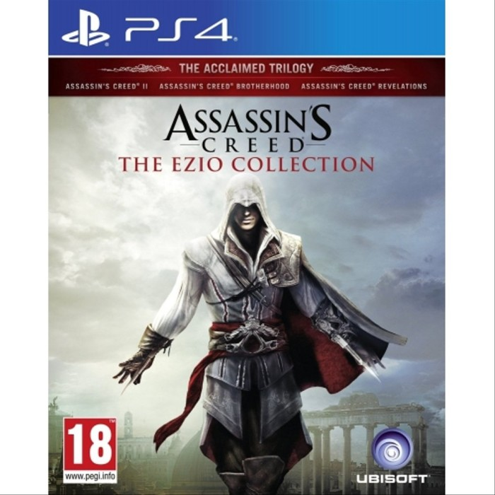 Jual Sale Ps4 Assassins Creed The Ezio Collection Jakarta Utara