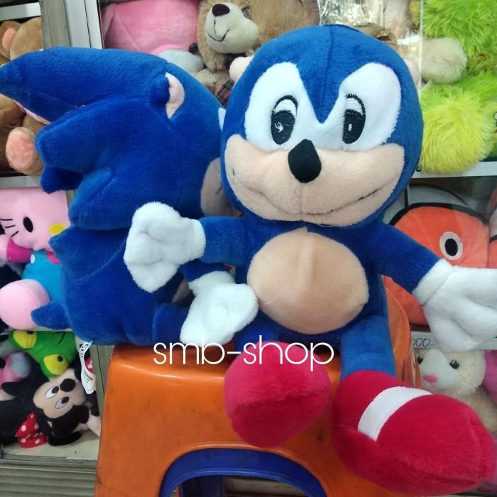 harga Boneka sonic the hedgehog Tokopedia.com