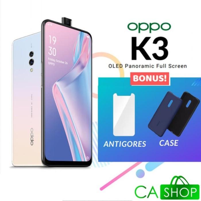 harga Oppo K3 - 6GB 64GB (6/64) - Pearl White - Baru NEW - Resmi Tokopedia.com