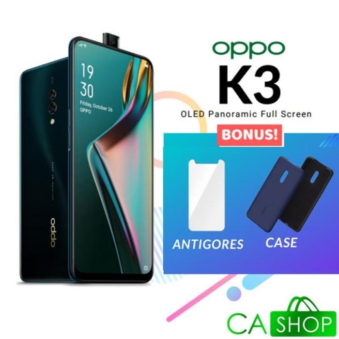 harga Oppo K3 - RAM 6GB ROM 64GB (6/64) - New Baru Original Garansi Resmi - Jade Black Tokopedia.com