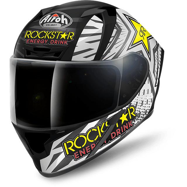 Jual Helm Airoh Valor Rockstar Xl Jakarta Timur Duniamotorcom Dm Tokopedia