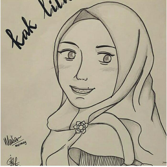 Jual Karikatur Wajah Dengan Anime Style A4 A5 100gr 4 Kab Bekasi Meisiah Project Tokopedia