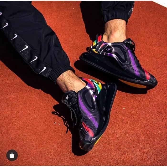 Jual NIKE AIR MAX 720 NEON BLACK BNIB PREMIUM ORIGINAL IMPORT Sepatu Pria Hitam, 40 DKI Jakarta Tokokubelibeli | Tokopedia