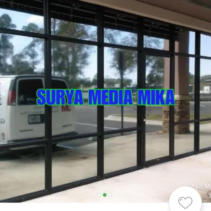 Foto Produk Kaca Film One way Cermin Termurah / lebar bhn 150 cm dari Media Kreasi Art