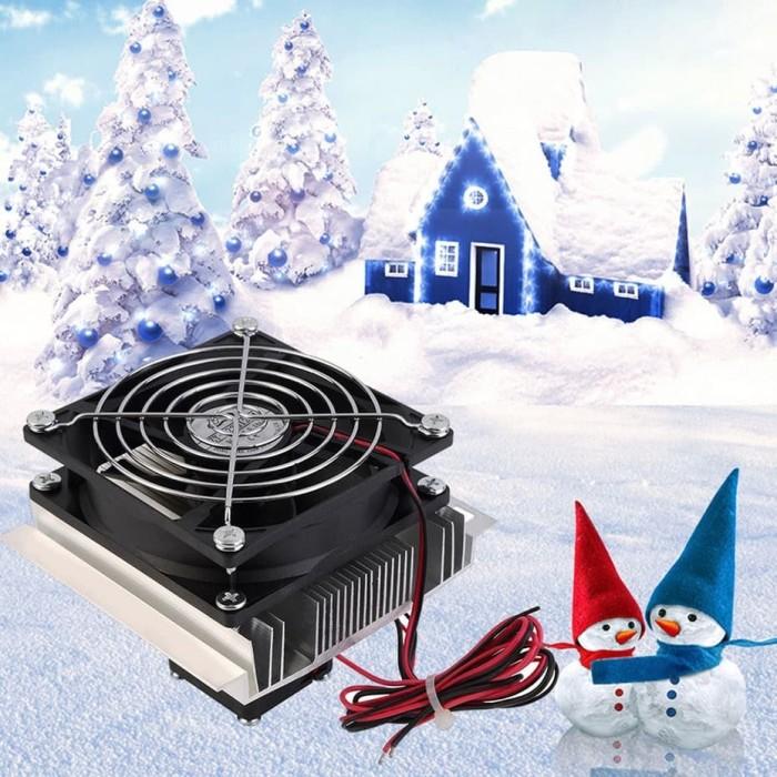 harga Diy set chiller kipas pendingin thermoelektrik peltier untuk kulkas Tokopedia.com