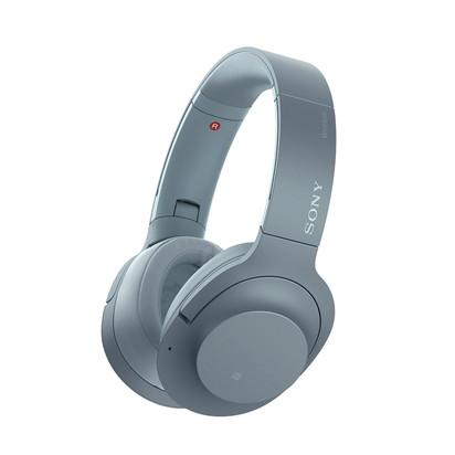 Foto Produk Sony H.Ear on 2 On Ear Headphone 2 WH-H900N / H900 N Blue -Bekas Mulus - Biru Muda dari Bagsy Trades