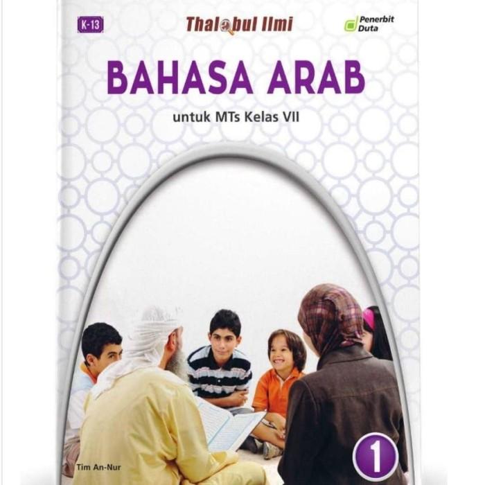 Jual Thalabul Ilmi Bahasa Arab Mts Kelas Vii Kota Palembang Pendi 151 Tokopedia