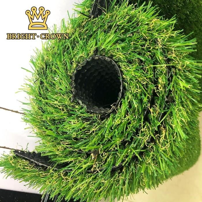 Foto Produk rumput sintetis jepang 3.5 cm harga promo 25cmX25cm dari Kerajaan karpet