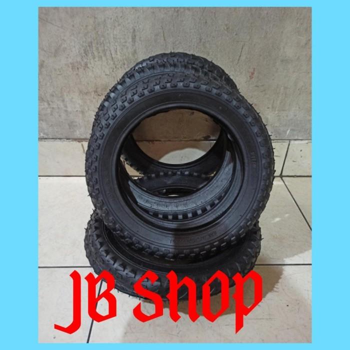 Foto Produk BAN LUAR SEPEDA 12 1/2 X 2125 2 1/4 BEAR bukan KENDA SWALLOW WANDAKING dari JB Shop 1