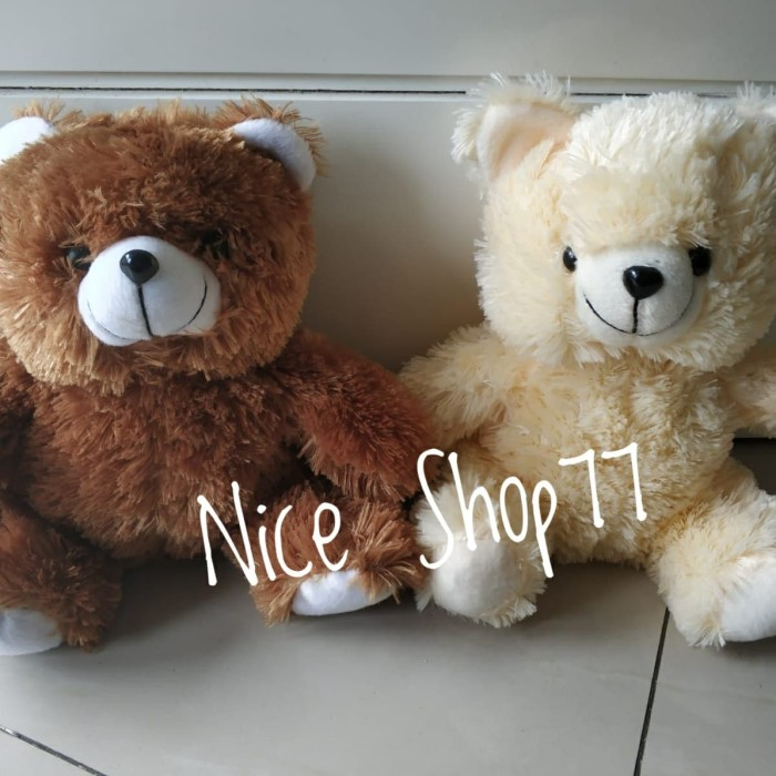 Foto Produk Boneka Bear Keno 25cm polosan dari Nice Shop77