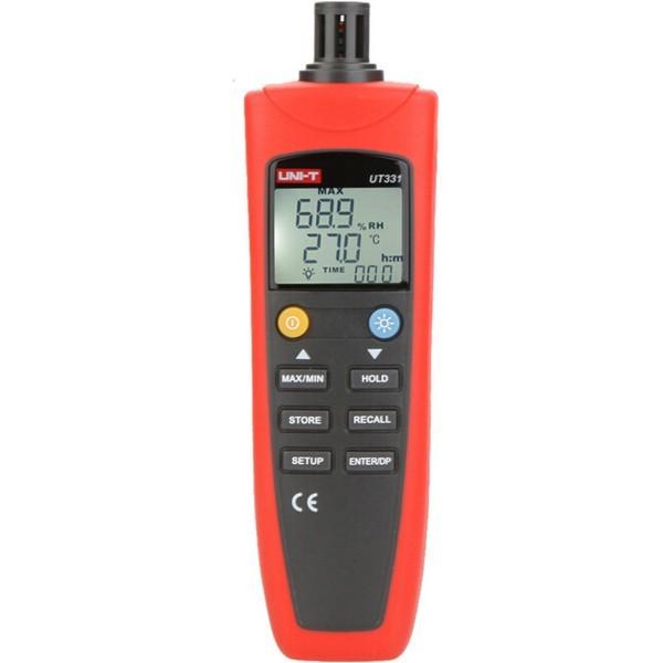 DEOK 55-125/°c Red LED Automotive Temperature Measure Car Temp Thermometer 3m Sensor Cable