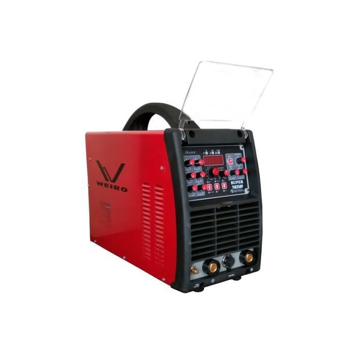 Jual Mesin Las Dc Pulse Tig Welding Machine Supertig 250 P Weico Weiro Kota Depok Cmart Tools Tokopedia