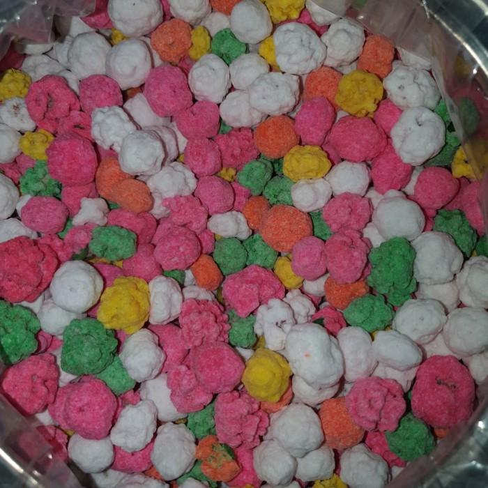 Kacang Goyang 8 Gr Kacang Warna Warni Kembang Medan Kongtao Kong Tao