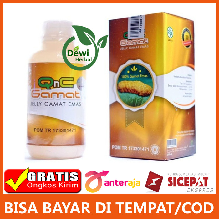 Jual Obat Herbal Demensia Kepikunan 100 Terampuh Qnc Jelly Gamat Jakarta Timur Toko Dewi Herbal Tokopedia