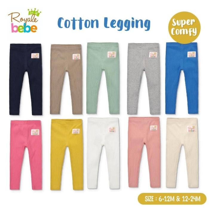 Jual Royale Bebe Cotton Legging Kab Bandung Oroku Tokopedia