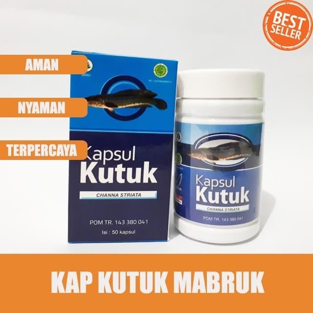 Foto Produk Kapsul Kutuk Mabruk dari Bandar Herbal Semarang