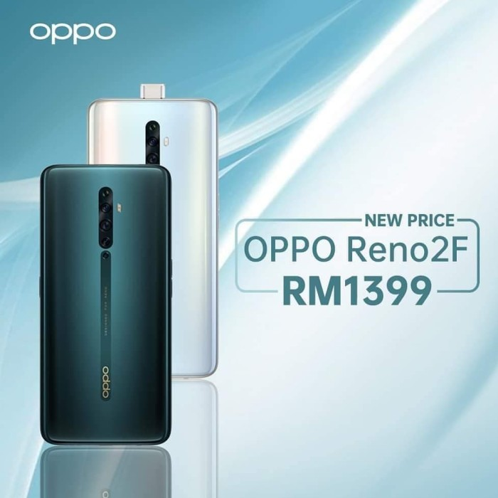 Foto Produk OPPO RENO 2F 8/128 GARANSI RESMI OPPO 1 TAHUN dari Hore Celluler
