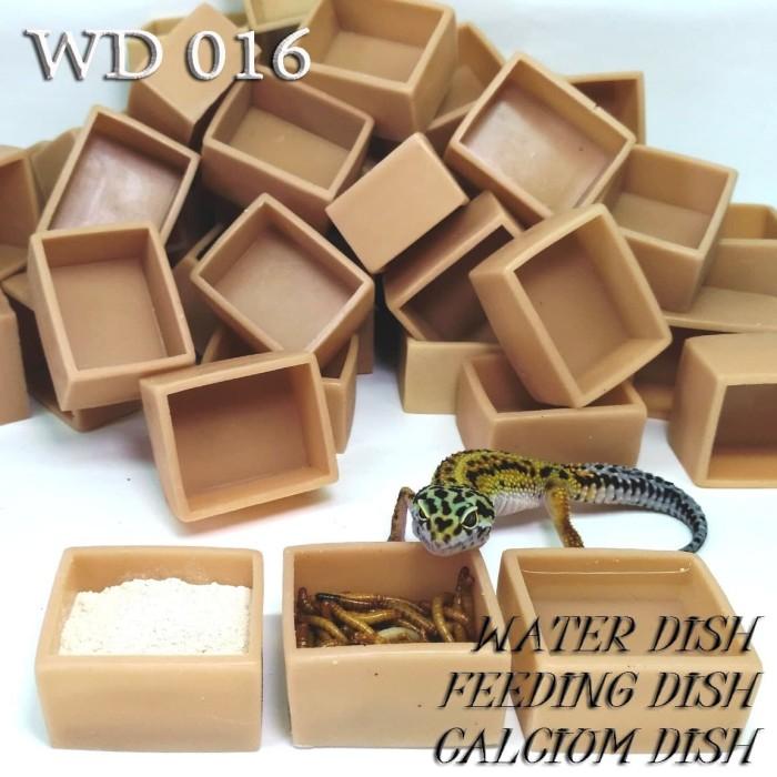Foto Produk wd016 water feeding kalsium dish murah meriah dari scorpion/ kalajengking