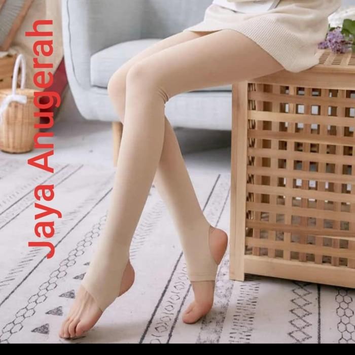 Jual Promo Celana Legging Thermal Musim Dingin Salju Winter Naik Gunung Kota Surabaya Jaya Anugerah Sandal Tokopedia
