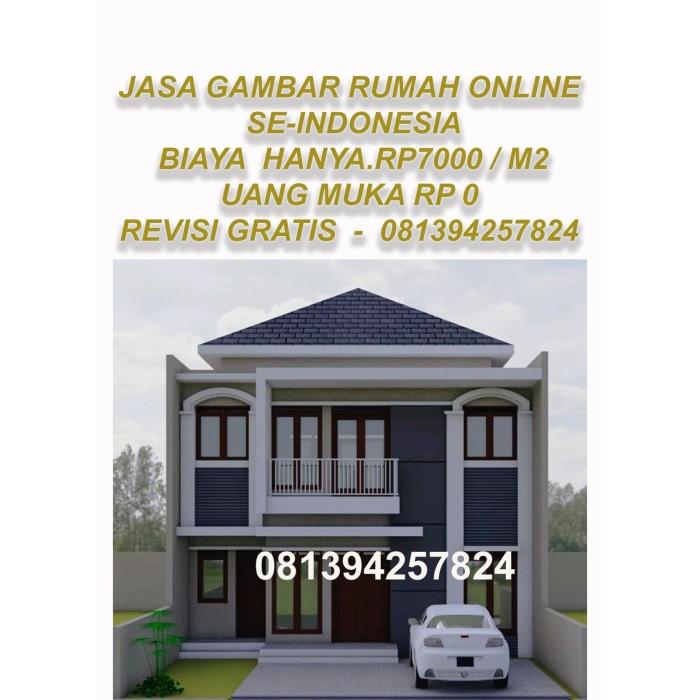 Jual Harga Promo Gratis Revisi Jasa Desain Rumah Jasa Gambar Rumah Kab Bandung Barat Jasa Arsitek Rumah Tokopedia