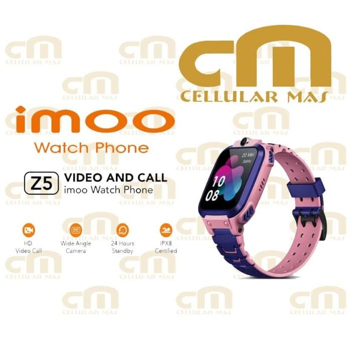 Foto Produk Imoo Watch Phone Z5 HD Video Call - Hijau dari Cellular Mas