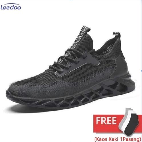 Leedoo Sepatu Sneakers Pria Import Men Shoes Young Lifestyle MR206