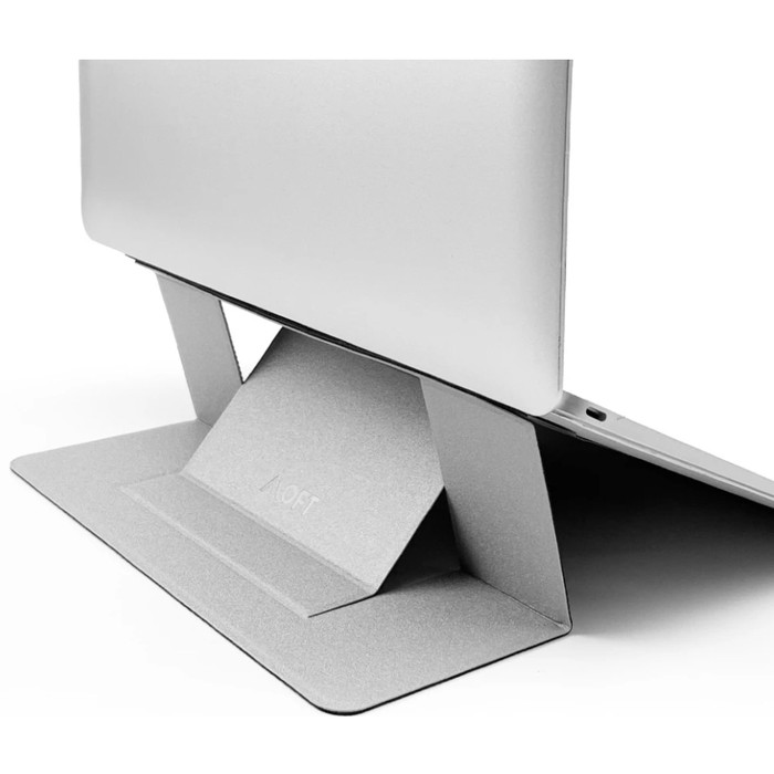 Foto Produk MOFT Laptop Stand - Silver dari MOFT STORE