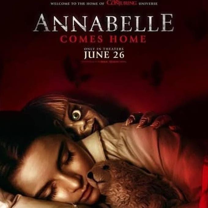 Jual Hot Sale Annabelle Comes Home 2019 Hd Dts Terjamin Jakarta Timur Eka Herianto Store Tokopedia