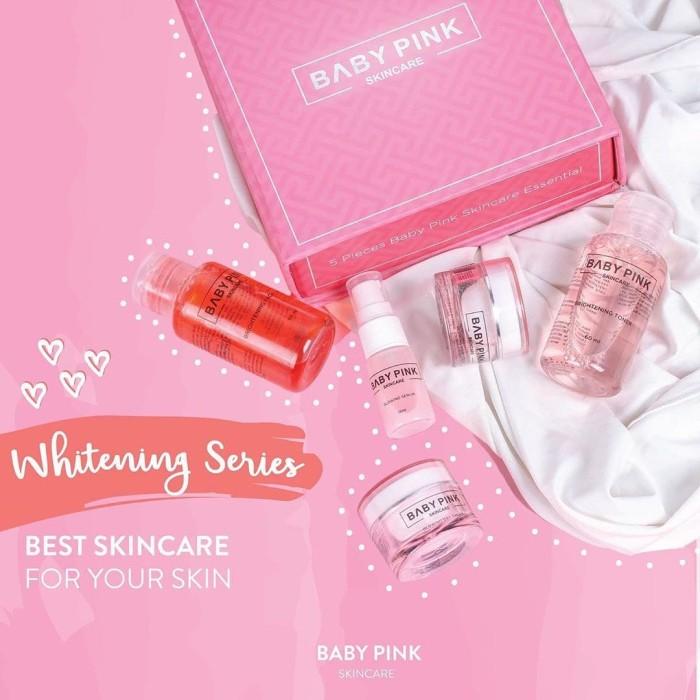 Foto Produk Baby Pink Whitening Series dari Cream Baby Pink