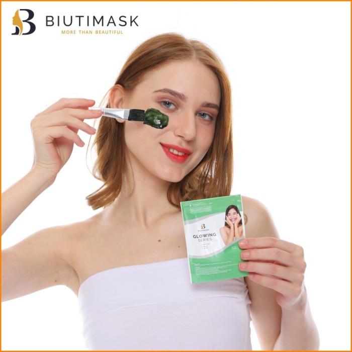 Jual Beauty Mask Masker Wajah Alami Untuk Komedo Dan Jerawat Jakarta Timur De Cantiqu Official Tokopedia