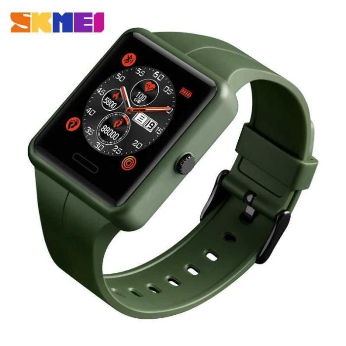 Foto Produk Murah - SKMEI Jam Tangan Smartwatch Bluetooth - Lapakstore dari Lapakstore[dot]net