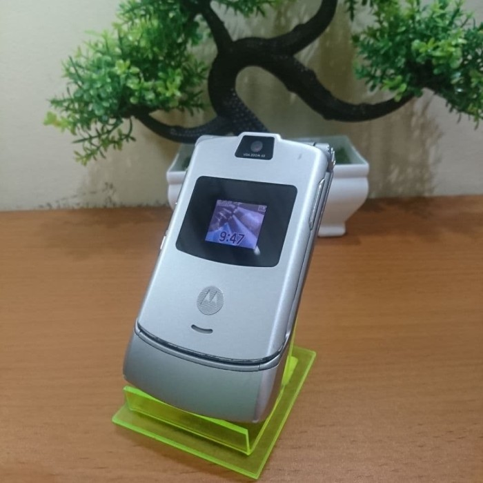 Foto Produk Motorola V3 dari Barokah Cellular