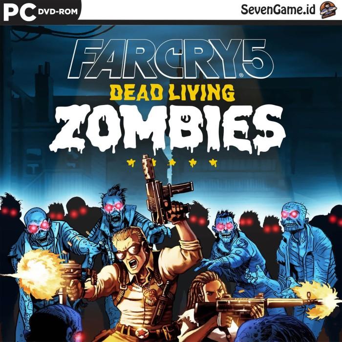 Jual Far Cry 5 Dead Living Zombies Full Dlc Game Pc Dvd G5071 Kab Bantul Sevengame Id Tokopedia