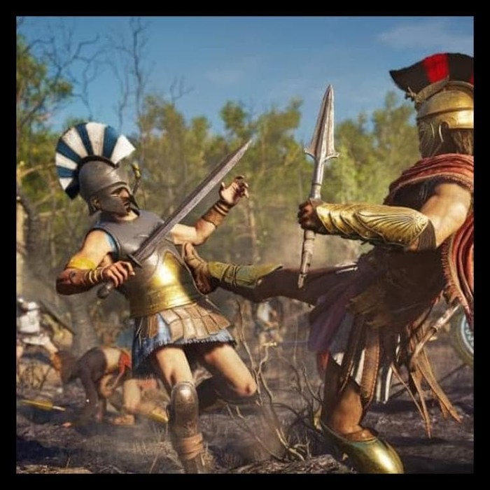 Jual Terbaik Assassin Creed Odyssey Pc All Dlcs Kode044