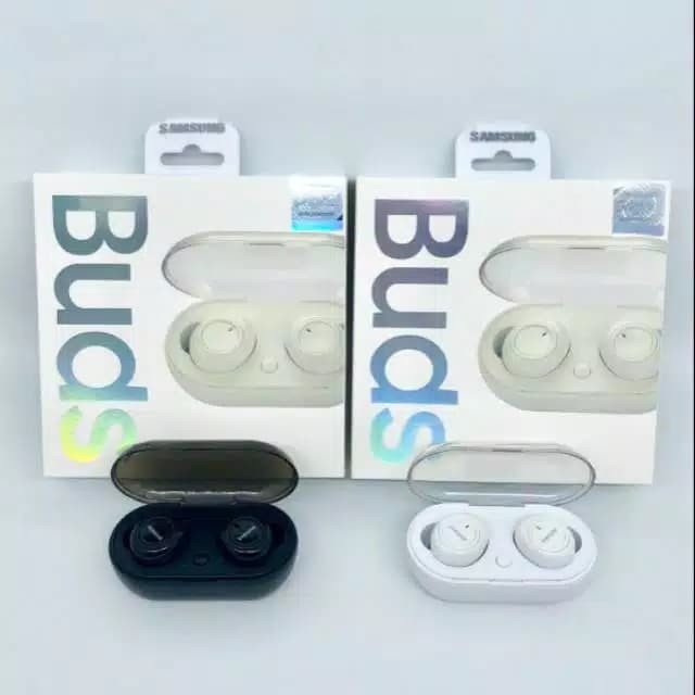 Jual Samsung Galaxy Buds Headset Bluetooth Wireless Earphone Samsung Buds Jakarta Pusat Twobrothershopii Tokopedia