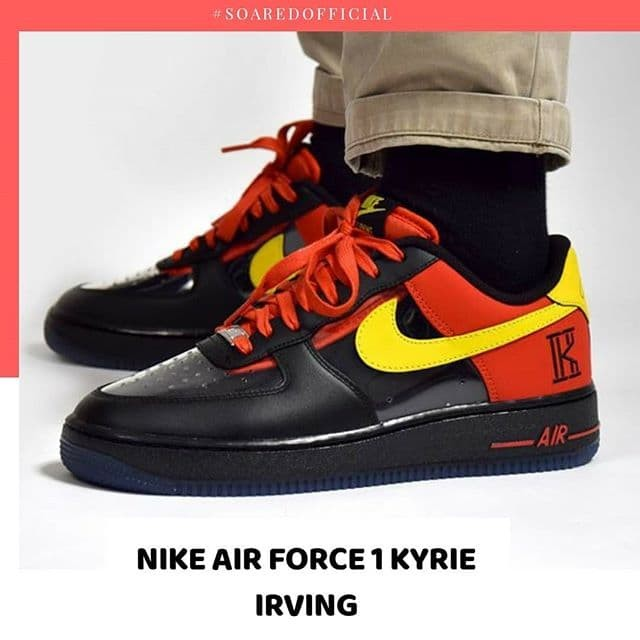 nike air force 1 kyrie irving