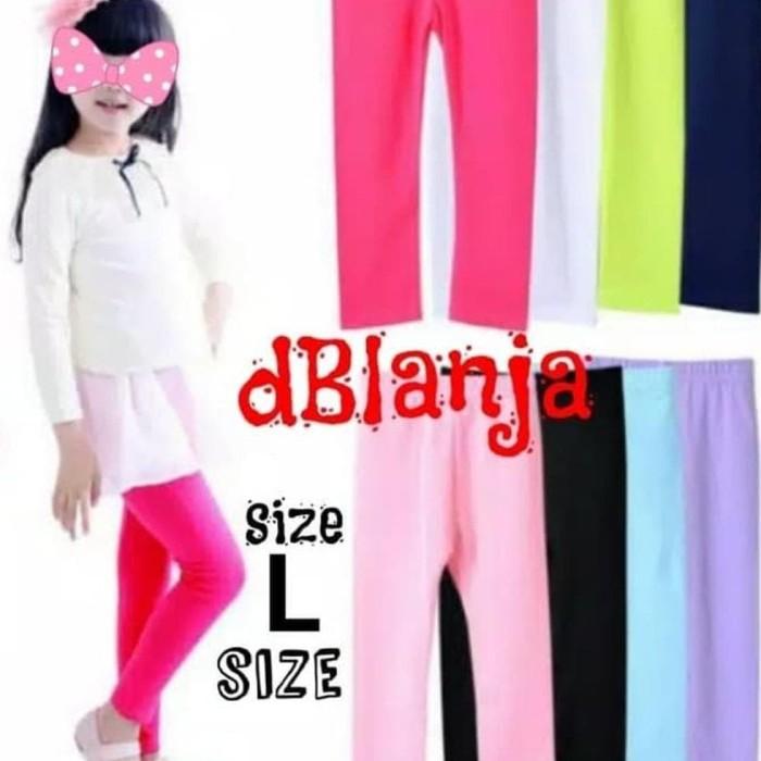 Jual New Sale Dijual Legging Anak Sd Smp Celana Legging Murah High Quality Kab Purworejo Noorjahan Tokopedia