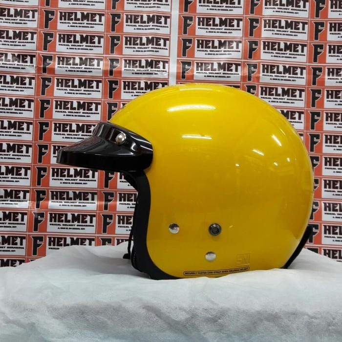 Foto Produk BOGO Cargloss Exotic Yellow (Kuning) dari faizal.helm