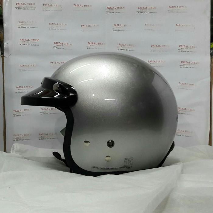 Foto Produk BOGO Cargloss Silver Met 8 (Silver Met) dari faizal.helm