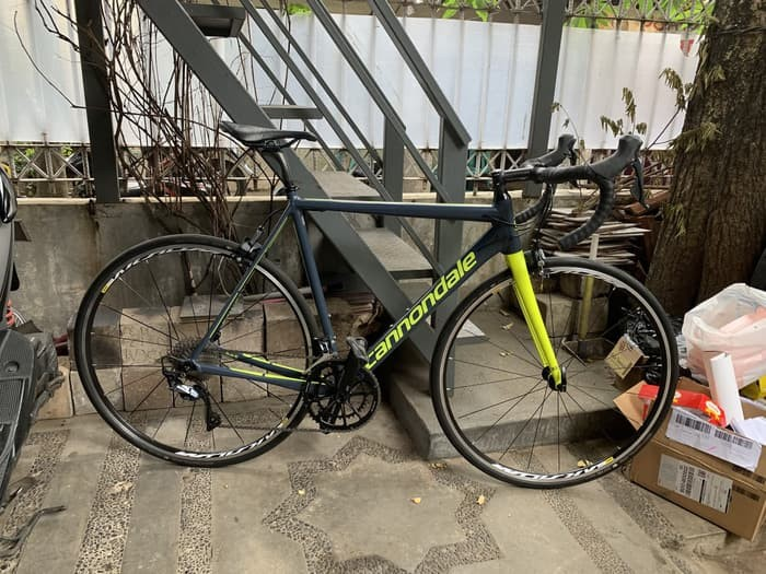 Jual Roadbike Cannondale CAAD 12 Seri 2019⠀⠀⠀ - Jakarta