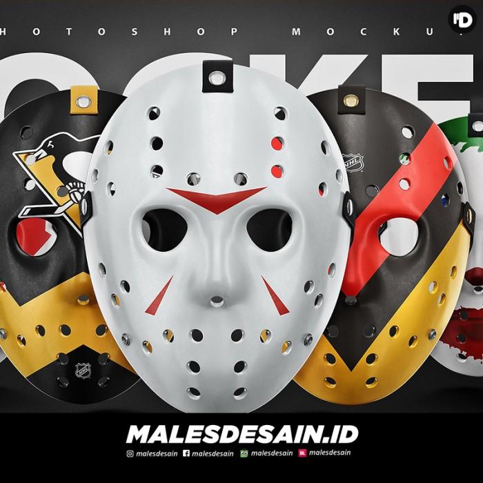 Jual Hockey Face Mask PSD Mockup-Mockup-Malesdesain
