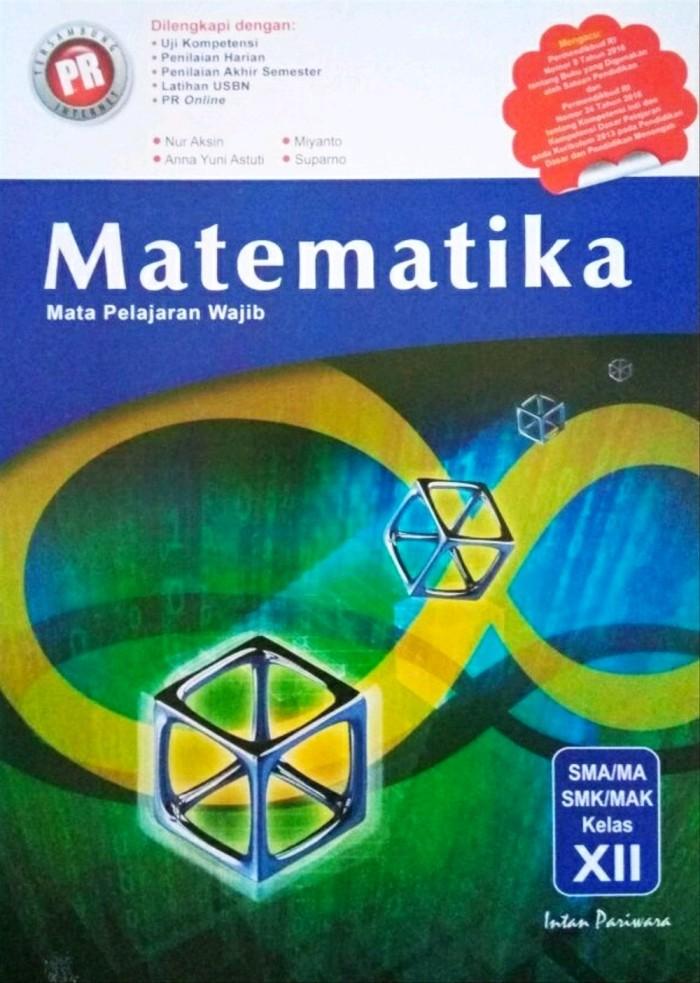 Kunci Jawaban Buku Pr Matematika Wajib Kelas 12 Intan ...