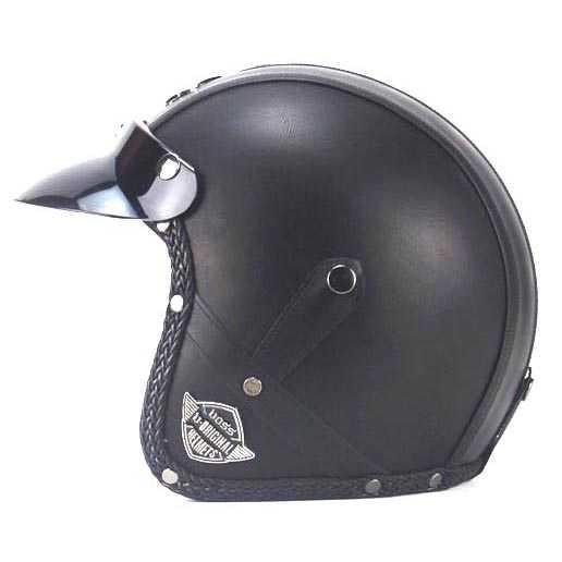 Foto Produk Murah - Helm Classic Mod Half Face Motor Klasik - Lapakstore dari Lapakstore[dot]net