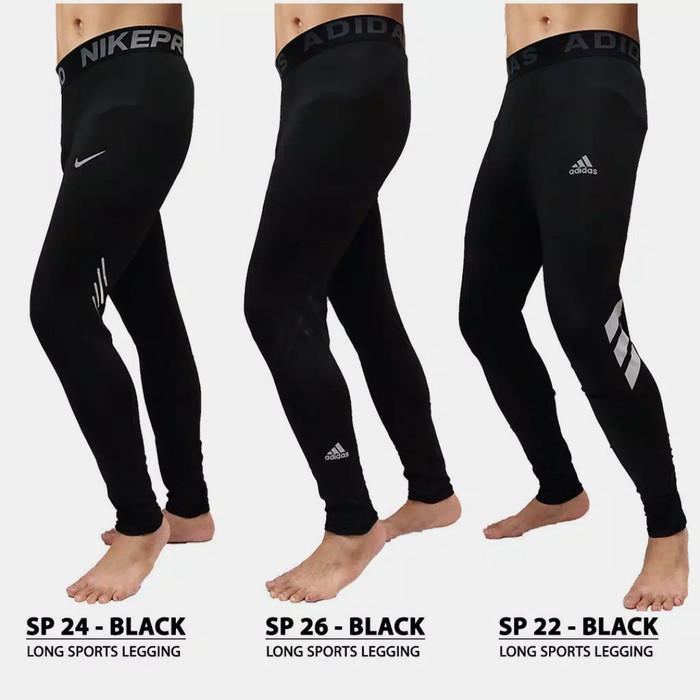 Jual Celana Legging Sport Gym Pria Panjang Grade Ori Premium Jakarta Barat Fuku Roku Store Tokopedia